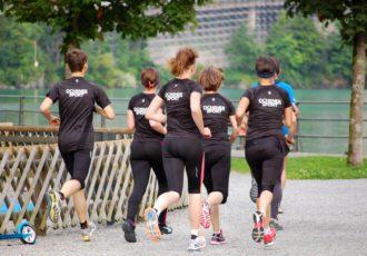 Running Sport Joggen