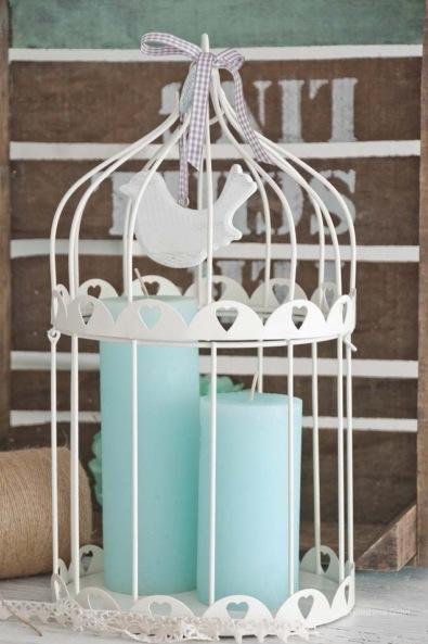 Vintage Vogelkafig Hochzeit Deko Honeyhome Mademoiselle No More