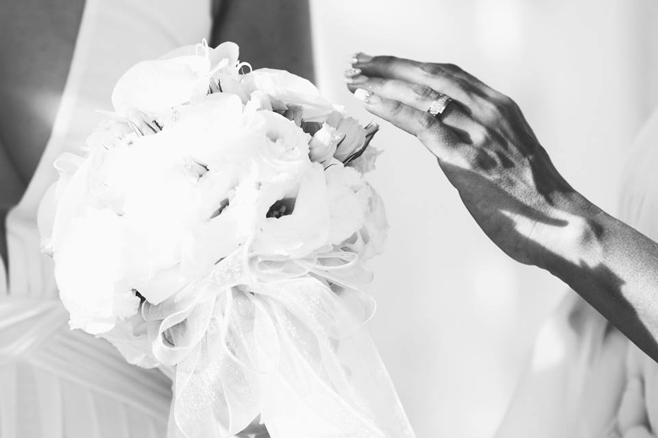 Hochzeit Malaysia Brautstrauss