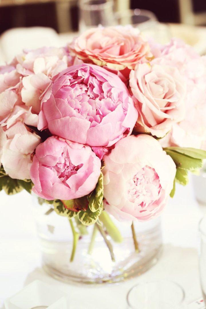 Tischdeko hochzeit rosa alle guten ideen ber die ehe for Rosa tischdeko hochzeit