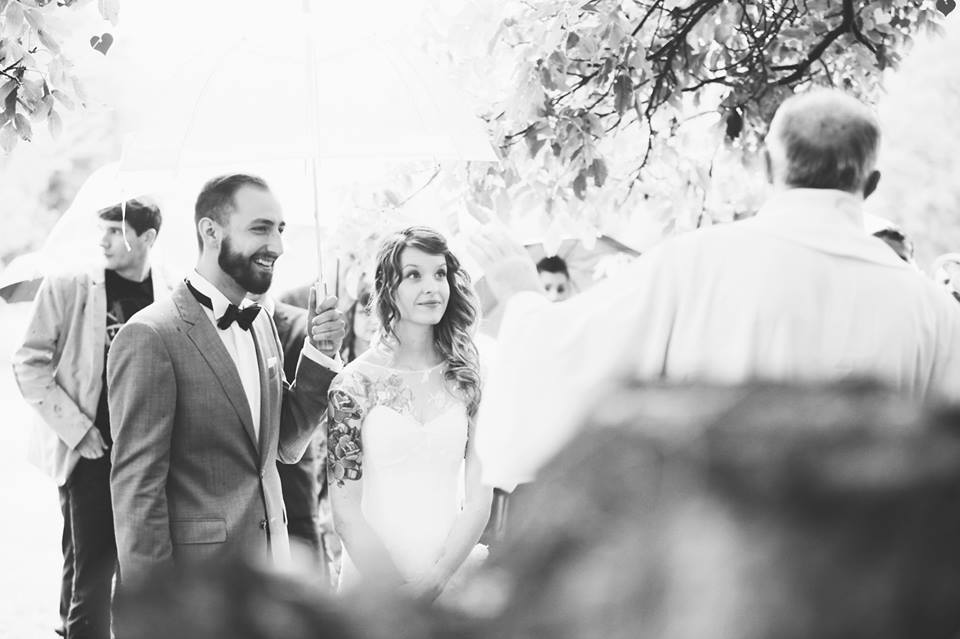 Hochzeit Ossona Wallis Tattoos Katholisch Trauung