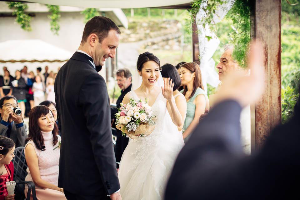Wedding of Giana and Gianni in Le Prese and La Gatta (Bianzone).