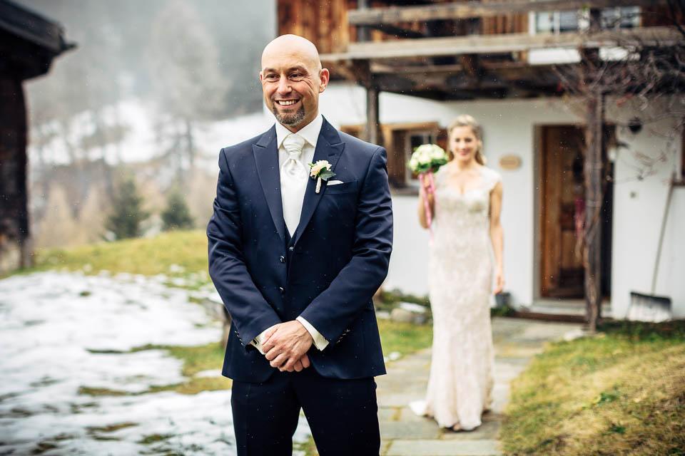 Hochzeit von Barbara & Gianni in der Lenzerheide vom 06.-07. Dezember 2014.